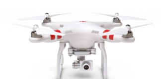 DJI Phantom 2 Vision+ V3.0 Quadcopter