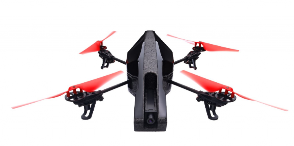 Parrot AR.Drone 2.0 Power Edition Quadcopter