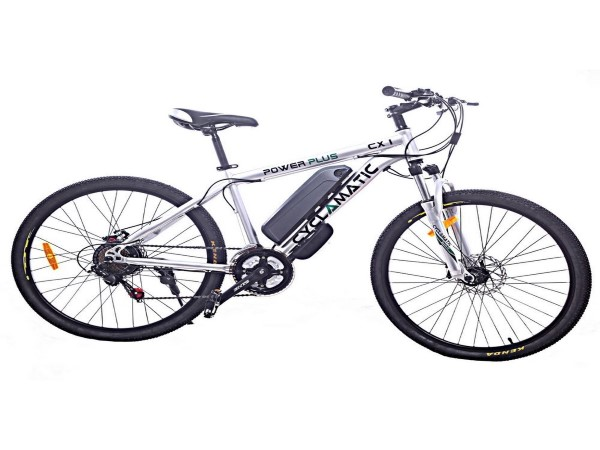 Cyclamatic Power Plus CX1 Electric Mountain Bike with Lithium