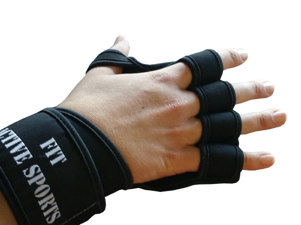 New Ventilated Weight Lifting Gloves