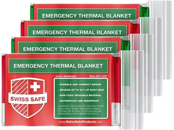 Emergency Mylar Thermal Blankets