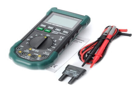 Mastech MS8268 Digital AC/DC Auto/Manual Range Digital Multimeter