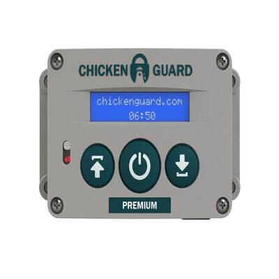 ASTi Premium Automatic Chicken Coop Pop Door Opener by Chickenguard