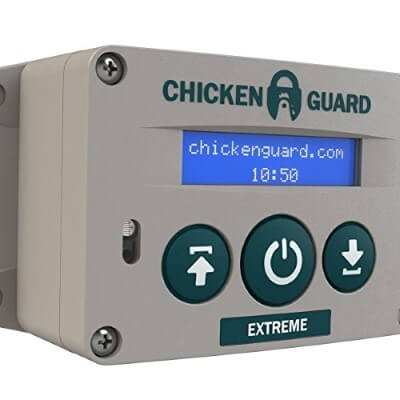 ASTx Extreme Automatic Chicken Coop Pop Door Opener by Chickenguard