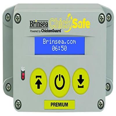 Brinsea Products Chick Safe Premium Automatic Chicken Coop Door Opener