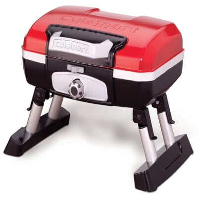 Cuisinart CGG-180T Petit Gourmet Portable Tabletop Gas Grill