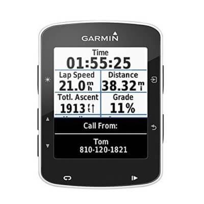 Garmin Edge 520 Bike GPS