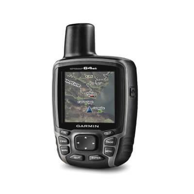 Garmin GPSMAP 64st, TOPO U.S. 100K with High