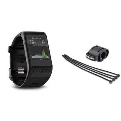 Garmin vívoactive HR GPS Smart Watch, XL fit