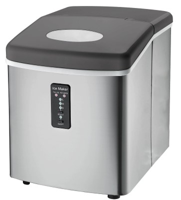 Ice Machine - Portable, Counter Top Ice Maker