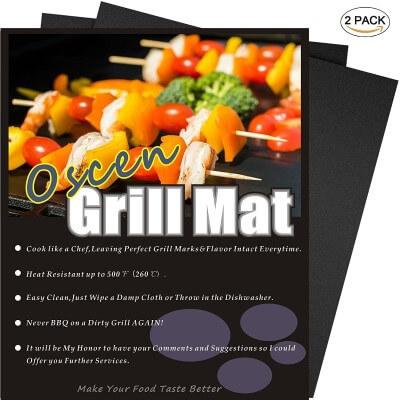 Professional Grill Mat of OscenLife