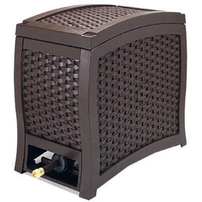 Suncast RSW125D Aquawinder 125-Foot Capacity Hose Reel