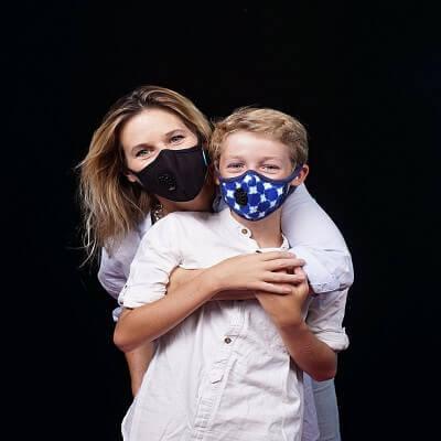Cambridge Mask Company Anti Pollution Mask