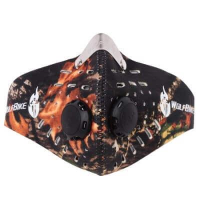 Hi-crazystore Respirator Mask Dust Proof Mask
