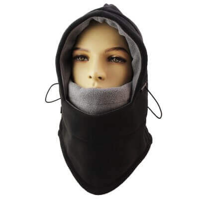 Miracu Lightweight Balaclava Windproof Ski Face Mask