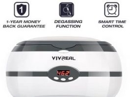 Ultrasonic Cleaner - Jewelry Cleaner Denture Cleaner