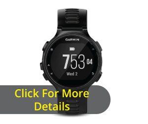 The Garmin Forerunner 735XT