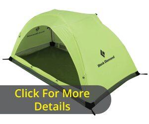 The Black Diamond HiLight Portable Tent