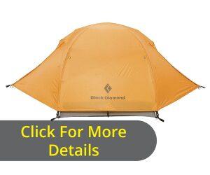 The Black Diamond MESA Portable Tent