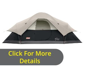 The Coleman Red Canyon Tent