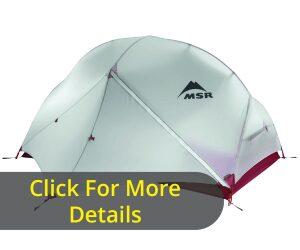 The MSR HUBBA Tent