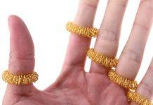 Acupressure Massage Rings