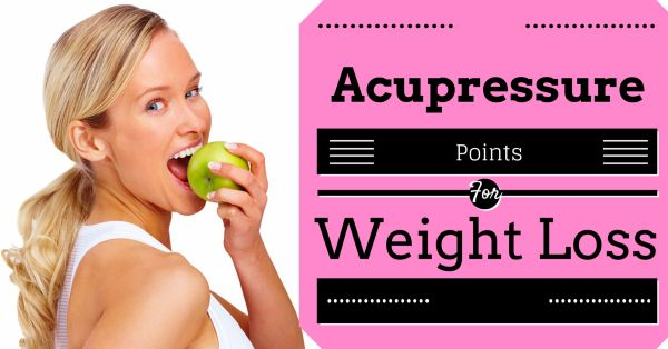 Acupressure Points For Weight Loss Easy Healthy Method To Try