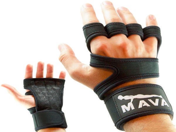 Cross Training Gloves with Wrist Support for Fitness