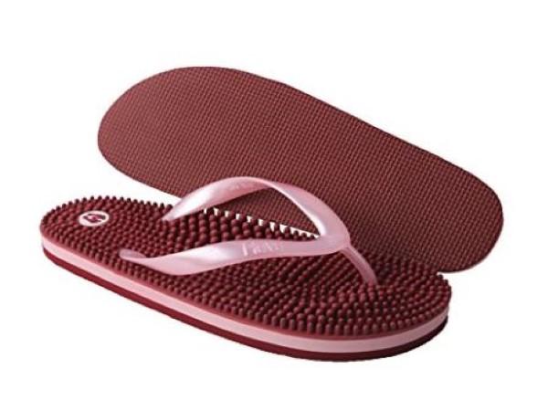 Revs Reflexology Massage Flip Flops