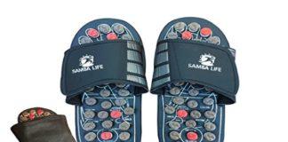Samba Life Reflexology Sandals Massager Slipper