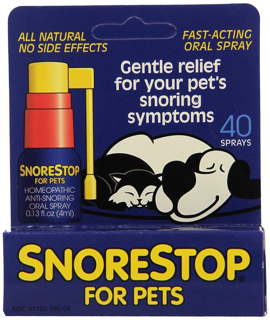 SnoreStop for Pets 20 Tabs