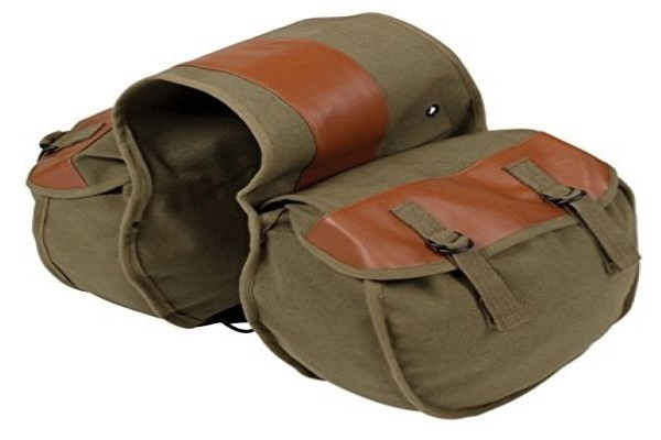 Stansport Saddle Bag