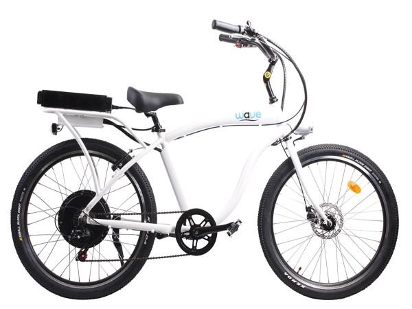 Wave Electric Bike Beach Cruiser
