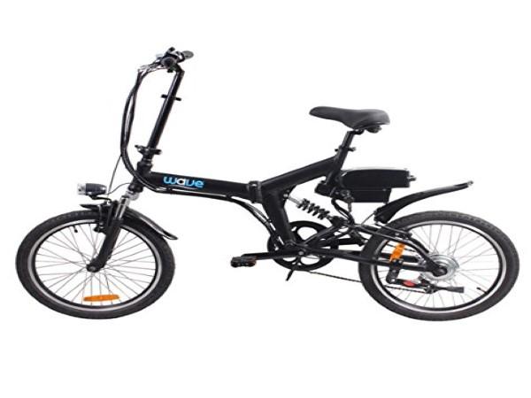Wave eBike - Electric Bike Folding Bike