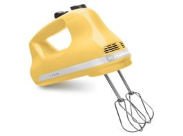 KitchenAid KHM512MY 5-Speed Ultra Power Hand Mixer