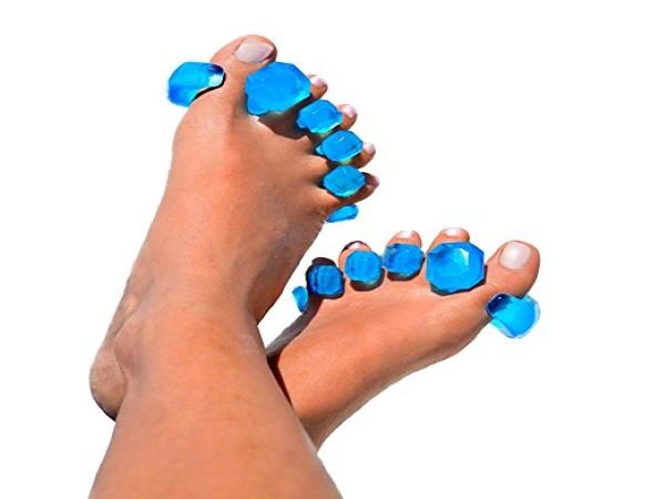 Yoga toe stretchers