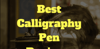 Best Calligraphy Pen 2017 Reviews