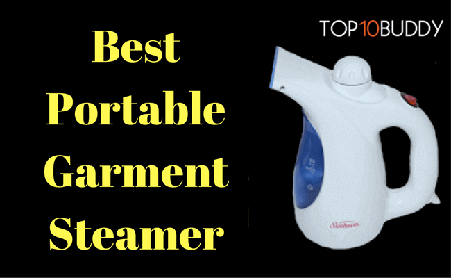 Best Portable Garment Steamer 2017 Reviews