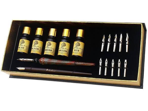 Daveliou Calligraphy Pen Set