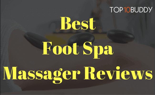 Foot Spa massager - Foot Massage machine