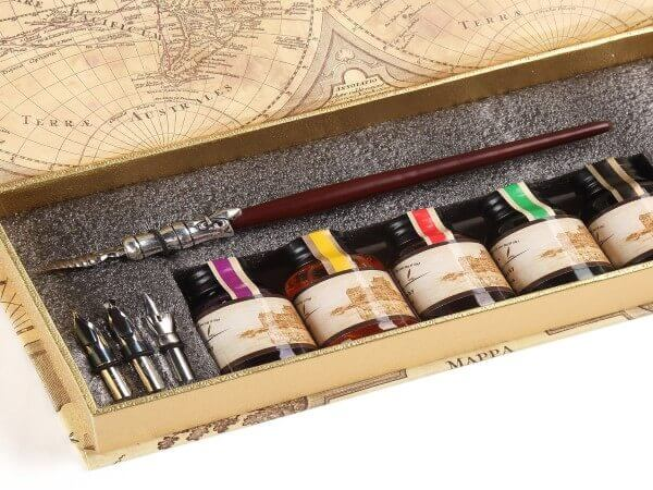 GC Quill Calligraphy Pen Set