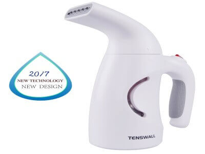 Tenswall Portable Garment Steamer, Handheld Fabric Steamer