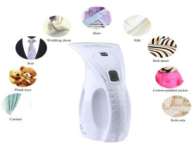 Upgraded Portable Garment Steamer
