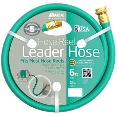 Apex 887-6 Hose Reel Leader Hose