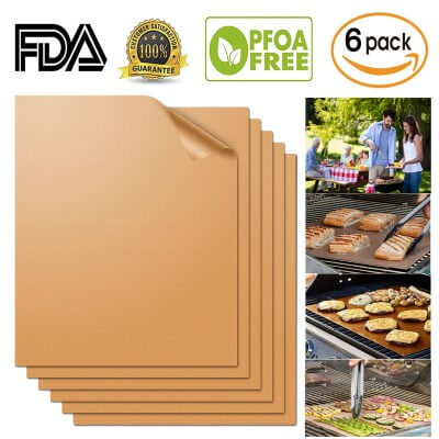 Best Copper Grill Mat Review 2019 Top10buddy