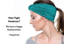 BLOM Original. Women's Headband for Yoga or Fashion,