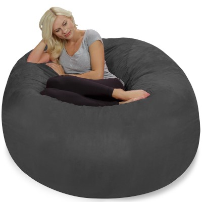 Tremendous Best Xxxl Bean Bag Reviews For 2019 Top10Buddy Dailytribune Chair Design For Home Dailytribuneorg