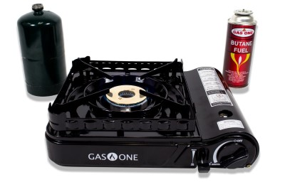 GAS ONE GS-3900P Dual Fuel Propane or Butane Portable stove