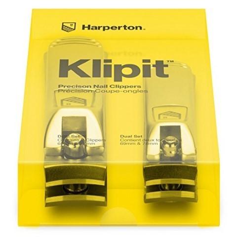 Harperton Nail Clipper Set Fingernail and Toenail Clipper (Small)