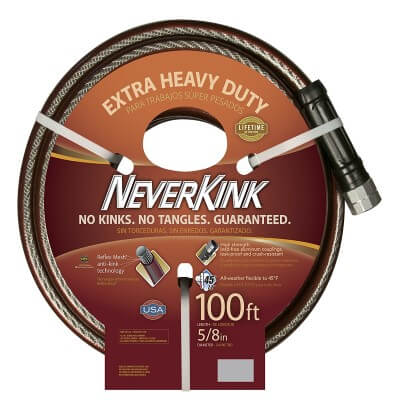 NeverKink 8642-100 Series 3000 Extra Heavy Duty Garden Hose